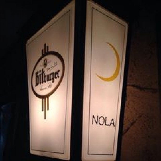 BEER bar  NOLA